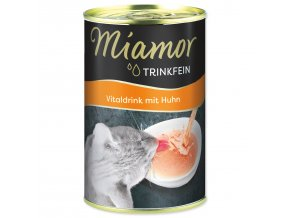 Miamor Vital drink kuře 135ml