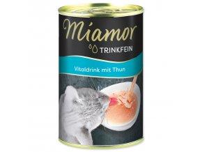 Miamor Vital drink tuňák 135ml