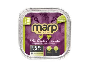 marp mix chicken vegetable