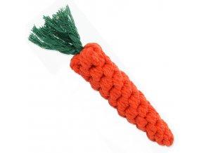 Hračka DOG FANTASY mrkev 20 cm