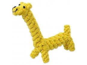 Hračka DOG FANTASY Žirafa 16 cm
