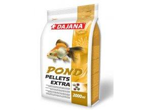 dajana pond pellets extra 2
