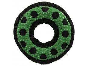 Hračka DOG FANTASY Hextex kruh zelená 13 cm