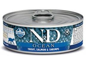 nd ocean trouth salmon 80g