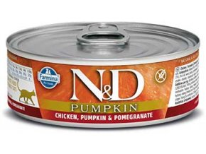 nd pumpkin chicken pomegran
