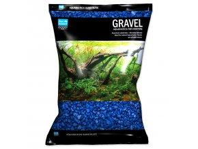 Písek 3-6 mm modrý 3kg