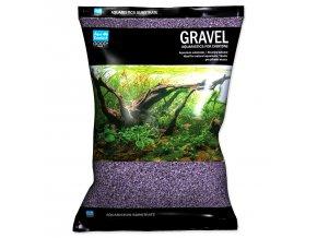 Písek 1,6-2,2 mm svítivě fialový 3kg