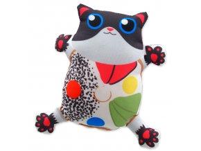 kočka s catnipem 3 - 14 cm