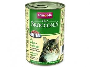 ANIMONDA Brocconis zvěřina + drůbež 400g