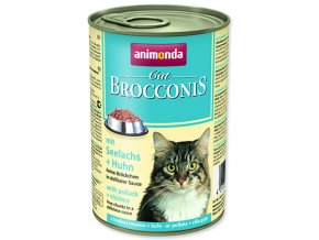 ANIMONDA Brocconis treska + kuře 400g