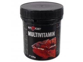 REPTI PLANET krmivo doplňkové Multivitamin 125g