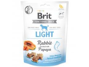 Brit Light rabbit & papaya 150 g