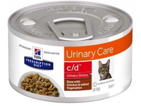 hills cd urinary stres stew