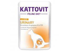 Kapsička KATTOVIT Urinary kuře 85g