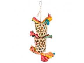 hracka pro ptaky natural