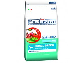 Exclusion Small Adult Ryba 7,5 kg