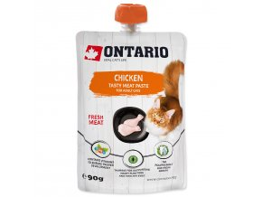 ONTARIO Chicken Fresh Meat Paste 90g