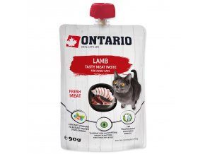 ONTARIO Lamb Fresh Meat Paste 90g