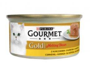 gourmet gold pastika kureci s omáčkou