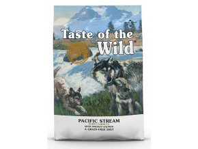taste puppy pacific stream