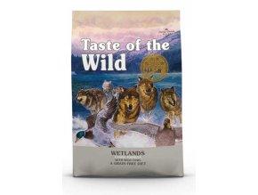 taste wild wetlands