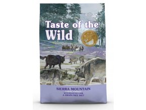taste wilde sierra canine