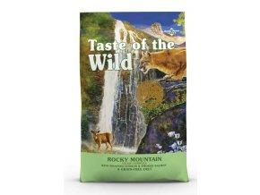 taste rocky mountain feline