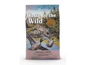taste lowland creek