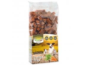 Pochoutka NATURE LAND Brunch mrkvové hranolky 300g