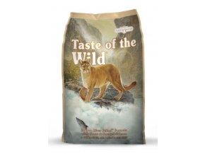 Taste of the Wild Canyon River Feline 2 x 7 kg
