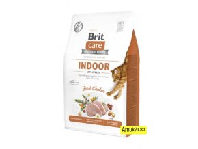 Brit Care Cat Grain-Free Indoor Anti-stress (Hm 7 kg)