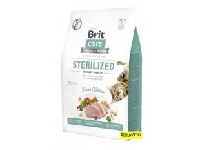 Brit Care Cat Grain-Free Sterilized Urinary Health (Hm 2 kg)