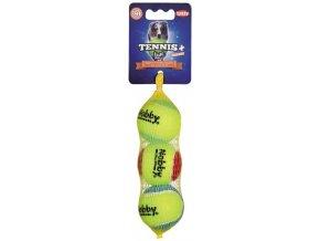 tenis míček 5cm 3ks barevny nobby