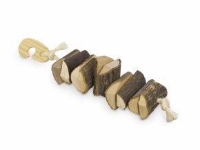 dřevo na okus nobby