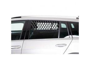 větrací mřížka do okna auta