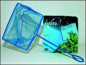 Síťka MARINA akvarijní modrá jemná 15 cm