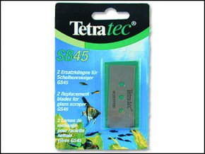 Náhradní žiletky ke škrabce TETRA GS 45