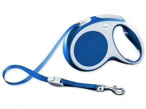 Vodítko FLEXI Vario páskové modré M 5 m 25 kg