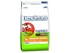 Exclusion Medium Adult Kuřecí 12,5 kg