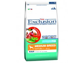 Exclusion Medium Adult Fish 12,5 kg