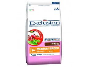 Exclusion Medium Puppy 12,5 kg