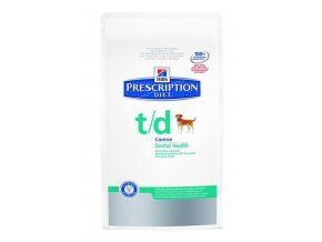 Hill's Canine T/D Dry
