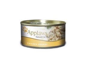 Applaws konzerva Cat kuřecí prsa