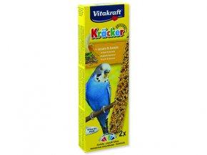 Kracker VITAKRAFT sittich banana 2 ks