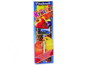 Kracker VITAKRAFT kanar fruit 2 ks