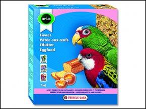 Krmivo ORLUX Eggfood pro papoušky 800 g