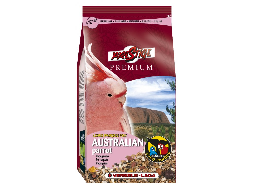 PRESTIGE australsky papousek 1kg