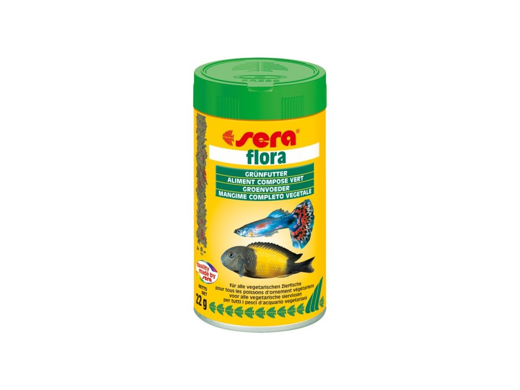 Sera - Flora 100ml