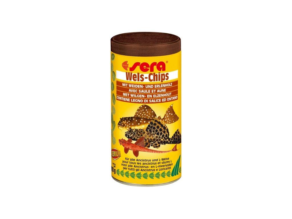 Sera - Wels-Chips 250ml