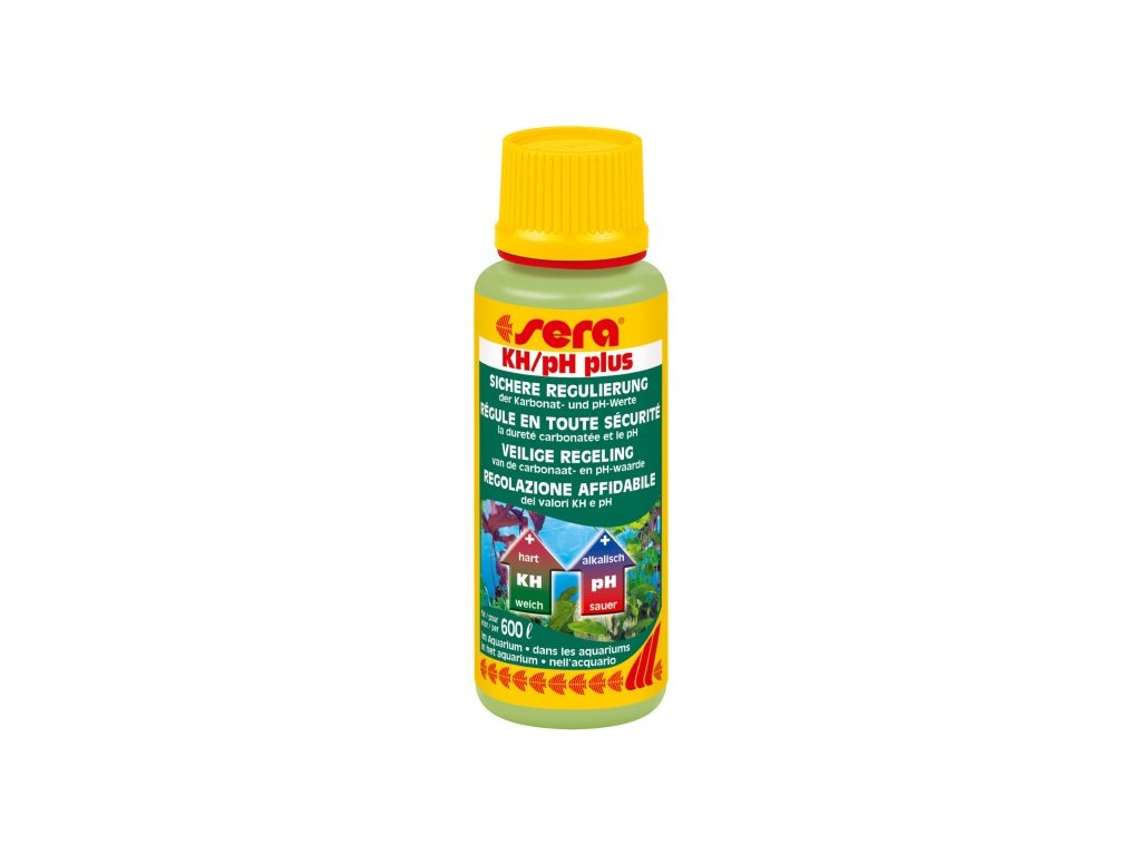 Sera - kH/pH - plus 100ml